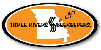 Three Rivers Beekeepers Logo