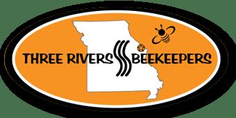 Three Rivers Beekeepers Logo