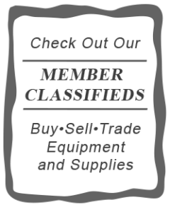 Check out our Member Classifieds