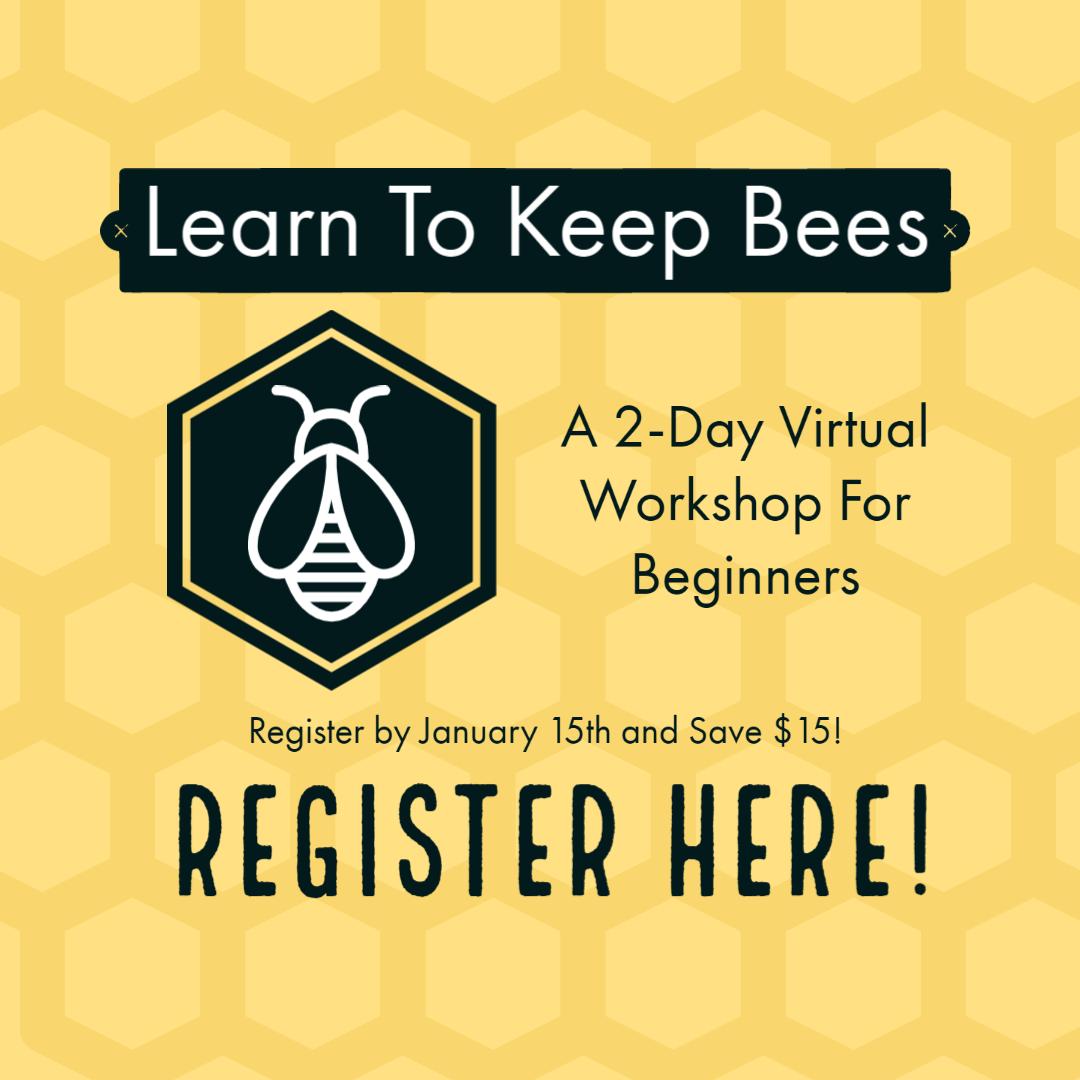 Beginner Beekeeper D1 2021