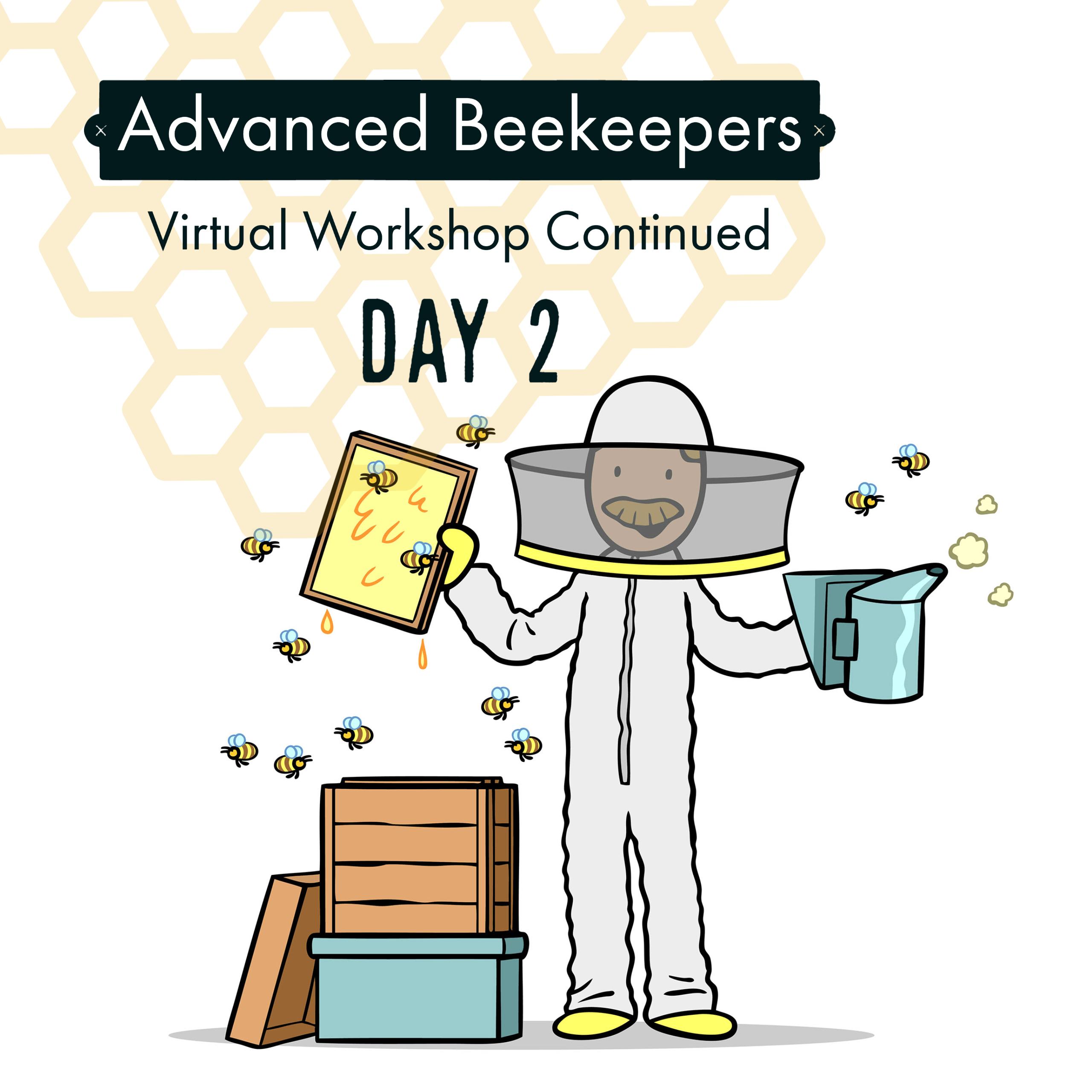 Advanced Beekeeping Day 2