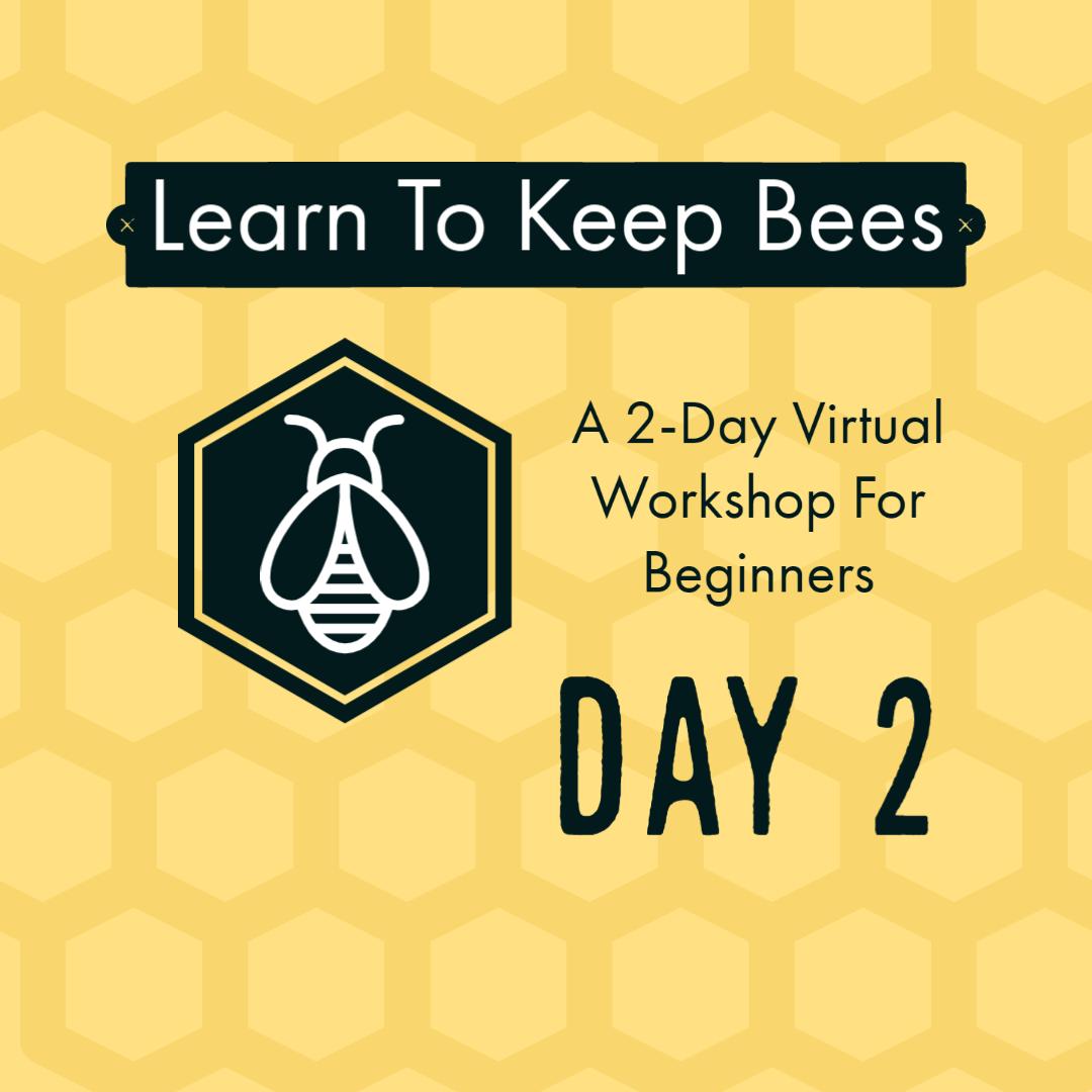 Beginning Beekeeping D2